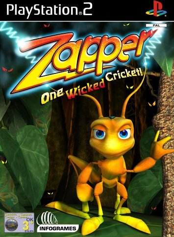 Zapper (deutsch) (PS2) -- via Amazon Partnerprogramm