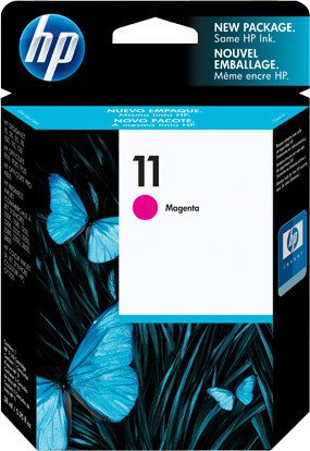 HP 11 ink magenta (C4837AE)