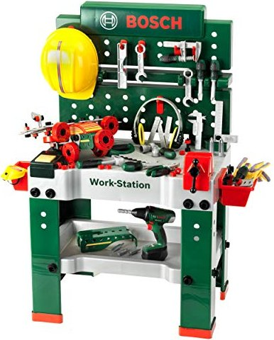 Theo Klein Bosch Werkbank No.1 2016 (8485) -- via Amazon Partnerprogramm
