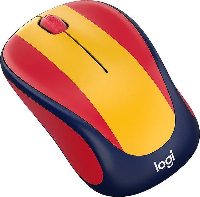 1acb4f3049c Logitech M238 wireless Mouse Fan Collection Spain, USB (910-005401 ...