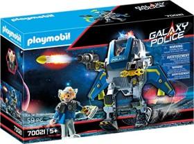 playmobil Galaxy Police - Galaxy Police-Roboter (70021)