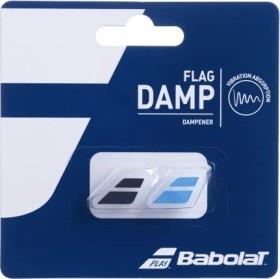 Babolat Flag Damp X2 vibration damper black/blue (700032)