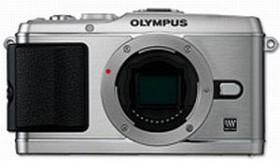 Olympus PEN E-P3 silber Body (V204030SE000)