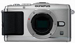 Olympus PEN E-P3 silver body (V204030SE000)