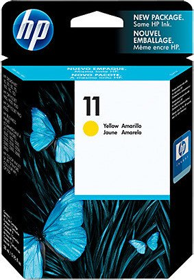 HP ink Nr 11 yellow (C4838AE)