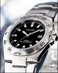 Pulsar PF6001P (Metallbanduhr)