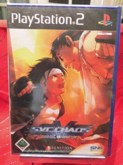 Capcom vs. SNK: Chaos (deutsch) (PS2) -- via Amazon Partnerprogramm