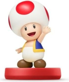 Nintendo amiibo Figur Super Mario Collection Toad (Switch/WiiU/3DS)