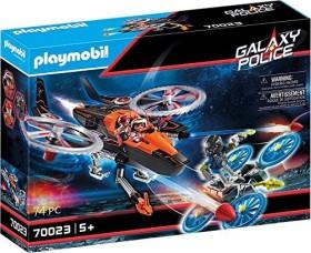 playmobil Galaxy Police - Galaxy Pirates-Heli (70023)