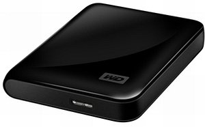 Western Digital My Passport Essential SE schwarz  750GB, USB 3.0 (WDBACX7500ABK)