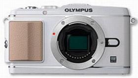 Olympus PEN E-P3 weiß Body (V204030WE000)