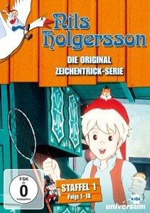 Nils Holgersson Staffel 1 (Folgen 1-18)