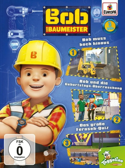 Bob der Baumeister Box 1 -- via Amazon Partnerprogramm