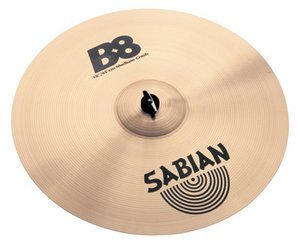 "Sabian B8 Medium crash 16"" (SA41608)"