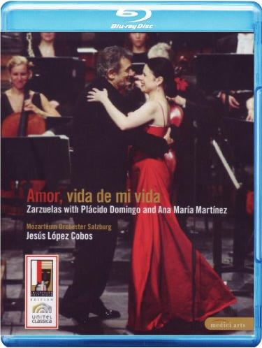 Amor, vida de mi vida (Blu-ray) -- via Amazon Partnerprogramm