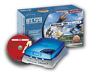 Elsa MicroLink 56k Internet II, extern/seriell [DE] (00862)