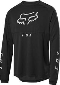 Fox Racing Ranger Drirelease Trikot langarm schwarz (Herren) (27295-001)