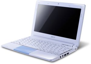 Acer Aspire One Happy 2 blue, Atom N455, Bluetooth, non-glare, UK (LU.SFY0D.031)