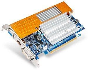 Gigabyte GeForce 8400 GS Turbocache, 512MB DDR2, VGA, HDMI, DVI (GV-N84STC-1GI)