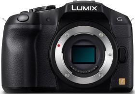 Panasonic Lumix DMC-G6 schwarz Body