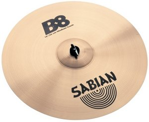 "Sabian B8 Medium crash 18"" (SA41808)"