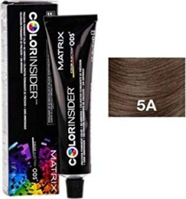 Matrix ColorInsider hair colour 5A light brown ash, 60ml
