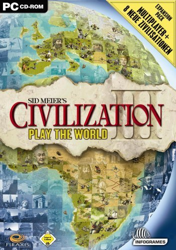 Civilization 3: Play the World (deutsch) (PC) -- via Amazon Partnerprogramm