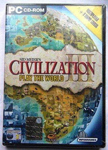 Civilization 3: Play the World (German) (PC) -- via Amazon Partnerprogramm