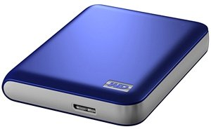 Western Digital My Passport Essential SE blue 750GB, USB 3.0 (WDBACX7500ABL-EESN)