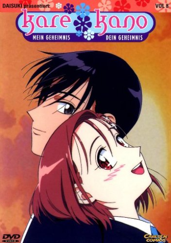 Kare Kano Vol.  8 (Folgen 23-26) -- via Amazon Partnerprogramm
