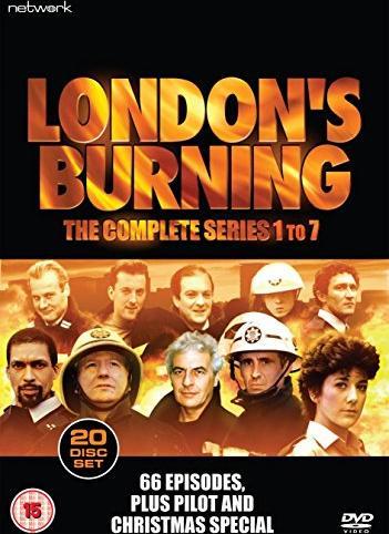 London's Burning Box (Season 1-7) (UK) -- via Amazon Partnerprogramm