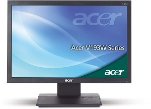 "Acer V3 Value V193WEOb, 19"" (ET.CV3WE.E17)"