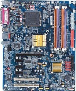 Gigabyte GA-8I915P-G, i915P (dual PC-3200 DDR)