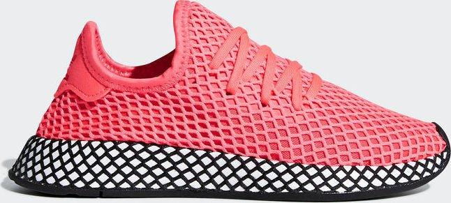 buy online 788f9 1c20a adidas Deerupt Runner turbocore black (Junior) (B41878)