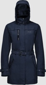 Jack Wolfskin Kimberley Mantel midnight blue (Damen) (1108731-1910)