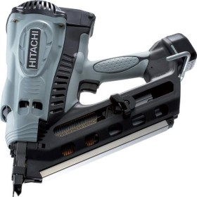 Hitachi NR90GC2 Battery operated Nailer incl. case + 2 Batteries 1.4Ah