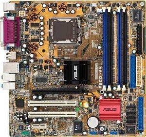 ASUS P5GD1-VM (dual PC-3200 DDR) (90-MBL0B0-G0UAYZ)