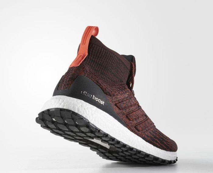 ddbf3aa81 adidas Ultra Boost All terrain dark burgundy energy (men) (S82035) starting  from £ 145.00 (2019)