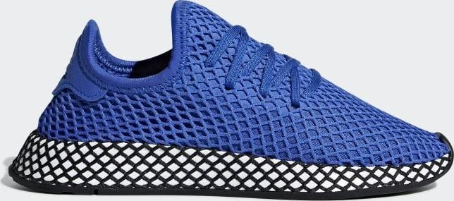 the latest 5641e 6eef9 adidas Deerupt Runner hi-res blueftwr white (Junior) (B41879)