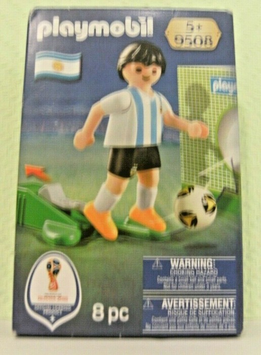 playmobil 2018 FIFA World Cup Russia - Nationalspieler Argentinien (9508)
