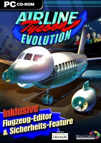 Airline Tycoon Evolution (niemiecki) (PC) -- via Amazon Partnerprogramm