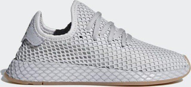 the latest 87c08 f530d adidas Deerupt Runner grey onelgh solid greygum 1 (Junior) (