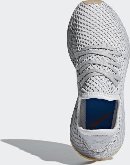a94d24d369c70 adidas Deerupt Runner grey one lgh solid grey gum 1 (Junior) (CQ2936 ...