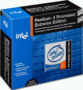 Intel Pentium 955 extreme Edition, 2x 3.46GHz, 266MHz FSB, 2x 2MB cache, boxed (BX80553955)