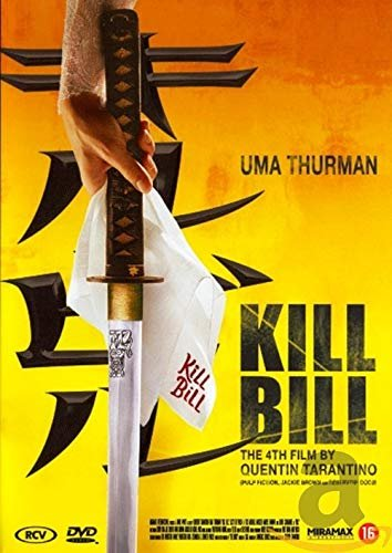 Kill Bill Vol. 1 (Blu-ray) (UK) -- via Amazon Partnerprogramm