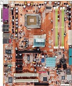 ABIT AA8 DuraMAX, i925X (dual PC2-4200U DDR2)