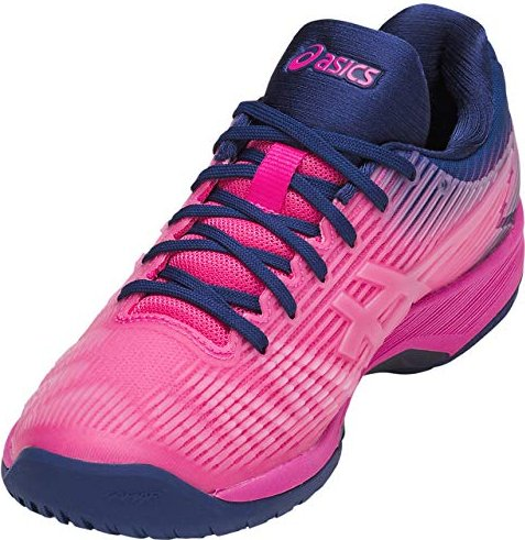 61453b4694c9 Asics Solution Speed FF pink glow white (ladies) (1042A002-700 ...