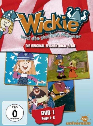 Wickie und die starken Männer Vol. 1 -- via Amazon Partnerprogramm