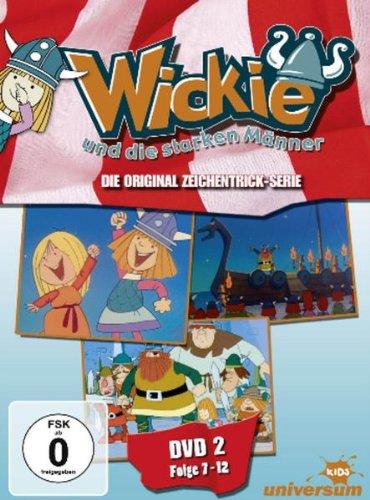 Wickie und die starken Männer Vol. 2 -- via Amazon Partnerprogramm