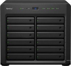 Synology Diskstation DS3617xs, 16GB RAM, 4x Gb LAN